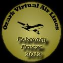 February Freeze 2012